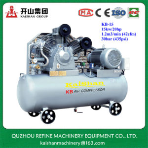 Kaishan KB-15 20HP 30bar High Pressure AC Compressor pictures & photos