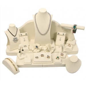 Wooden Jewelry Display Jewelry Shop Counter Showcase pictures & photos