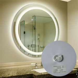 Europe Style Lighted Decor Bathroom LED Wall Fogless Light Mirror pictures & photos