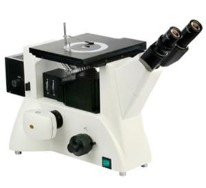 Inverted Metallurgical Microscope Xjp-140/150 pictures & photos