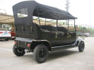 Electric Classic 8 Seats Passenger Model T Car pictures & photos
