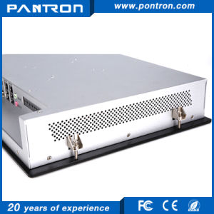 17′′ Intel Atom D2550 Industrial Panel PC with PCI Slot pictures & photos