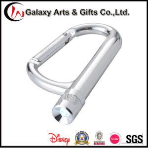 Most Popular LED Flashlight Aluminum Carabiner pictures & photos