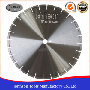 400mm Laser Diamond Cutting Saw Blades for Dry Cutting Reinforced Concrete pictures & photos