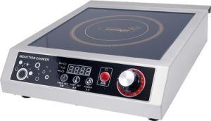 3500W High Quality Commercial Induction Cooker for India pictures & photos