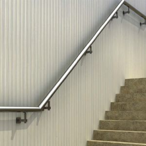 Stair Glass Handrail Bracket for Support pictures & photos