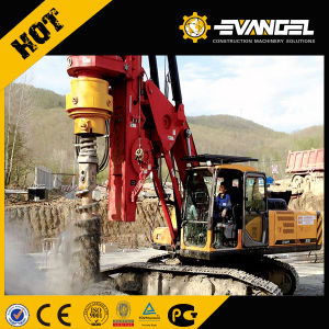 Ce Certificated 150ton Crawler Rotary Drilling Rig Machine Sr385RC8 pictures & photos