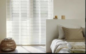 Wood Slat for Venetian Blinds Interior/Exterior Window pictures & photos
