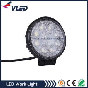 China Factory Cheap 24W LED Spotlight Work Lamp LED Work Light pictures & photos