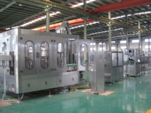 High Quality Washing, Filling, Capping 3 in 1 Machine pictures & photos