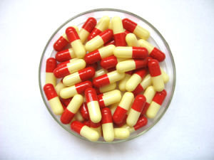 Separated and Full Size 00 Vegetarian Capsule Shell HPMC Empty Capsules pictures & photos