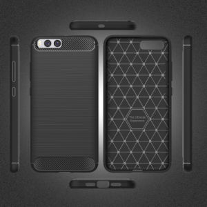 New Arrival! Carbon Texture Design TPU Phone Case for Xiaomi Mi 6 pictures & photos