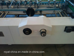Automatic Folder Gluer Machine---- (Mini-box folder gluer) with ISO9001 pictures & photos