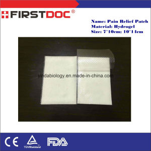 Sample Free Pain Relief Patch Cold Patch 7*10cm, 10*14cm pictures & photos