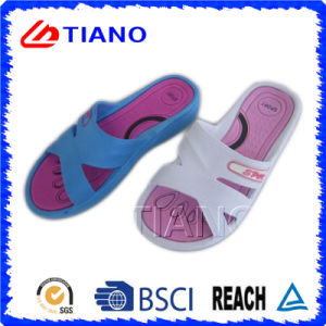 Hot Sale Indoor EVA Women Slippers (TNK35990) pictures & photos