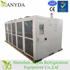 300kw Screw Compressor Air Cooled Water Chiller/Air Source Heat Pump pictures & photos