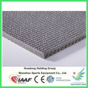 13mm Sports Court School Stadium Rubber Flooring for Running Track pictures & photos