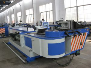 Carbon Steel Pipe Bending Machine (GM-SB-168NCB) pictures & photos