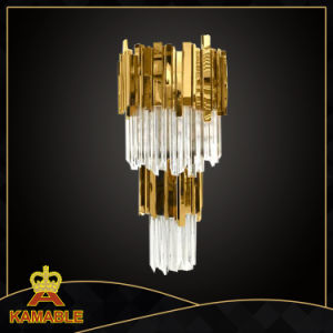 Hotel Project Decorative Crystal Chandelier (KA1623-625) pictures & photos