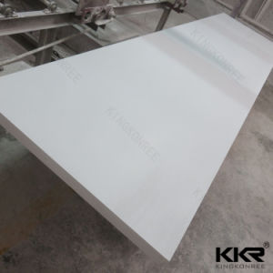 Glacier White Color Acrylic Solid Surface pictures & photos