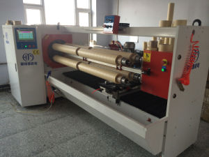 Four Air Shaft Cutting Machine for Label
