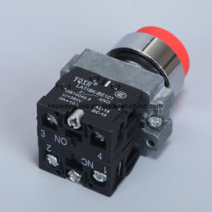 6-380V Metal Type Push Button Switch (LA118KBC) pictures & photos