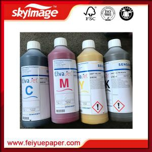 Original Sensient Swift Sublimation Ink for Epson, Mimaki, Roland & Mouth Inkjet Printer pictures & photos