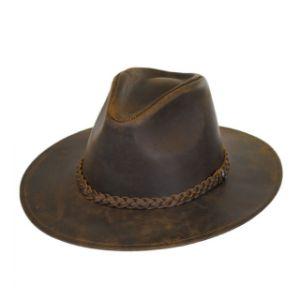 Leather Cowboy Hat pictures & photos