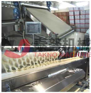 Industrial Productive Potato Chips Making Machine Pringle Brand pictures & photos
