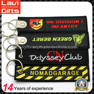Newest Cheap Embroidery Keychain Wholesale for Club pictures & photos