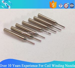Coil Wire Winding Machine Wire Guide Tube Tungsten Carbide Nozzle pictures & photos