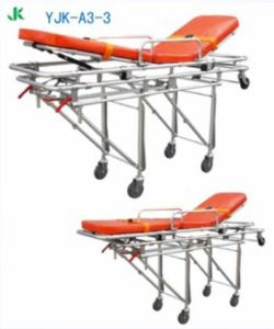 Aluminum Folding Ambulance Strecher pictures & photos