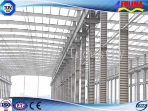 Economic Steel Prefabricated Building for Shed Workshop pictures & photos