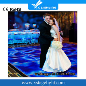 Professional Liquid Dance Floor for DJ pictures & photos