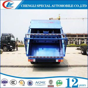 10t Capacity Good Use Garbage Compactor Truck pictures & photos