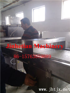 Fully Automatic Spring Roll Sheet Samosa Pastry Sheet Making Machine pictures & photos