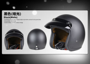 Fashionable Half Face Helmet for Motorcycle/Bicycle. pictures & photos