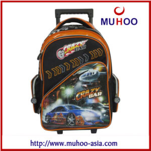Cartoon Luggage Travel Rolling School Bag for Outdoor pictures & photos