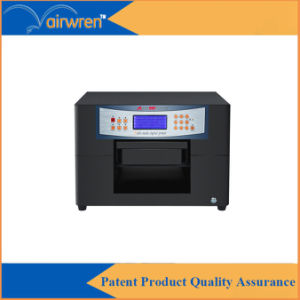 Inkjet ID Card Printing Machine Haiwn-400 Eco Solvent Printer pictures & photos