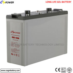 Maintenance Free Deep Cycle Solar Battery 2V1200ah pictures & photos