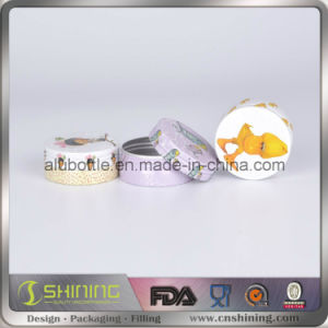 Aluminum Cosmetic Packaging Lid Jar pictures & photos