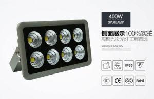 Hot Sale 400W White LED Spotlamp/LED Plaza Light/Lawn Light/Square Light/Warehouse Light/Hotel Light/Park Light/Garden Light LED Flood Light pictures & photos
