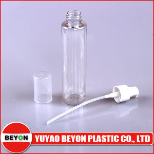 100ml Pet Round Flat Shoulder Bottle with SGS Certification (ZY01-B131) pictures & photos
