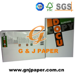 70GSM 80GSM 210X297mm Size Copy Paper in China pictures & photos