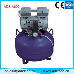Portable Dental Air Compressor with Dental Oil Free Air Compressor for Sale pictures & photos