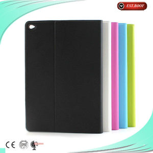 Fashion Design Colorful Leather Case for iPad pictures & photos