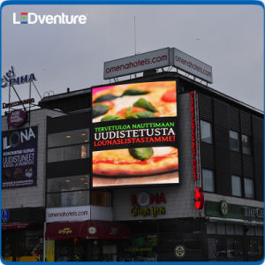 HD Resolution Outdoor Full Color LED Screen Display for Advertising pictures & photos