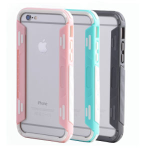 TPU+PC Protective Frame Phone Case for iPhone6/6plus pictures & photos