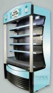 Remote Open Deck Multideck Chillers with Low Front pictures & photos