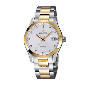 2016 Diamond Automatic Sapphire Business Men Wrist Watch pictures & photos